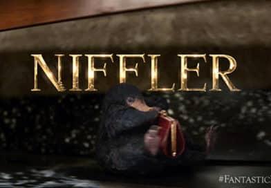 Niffler และ Swooping Evil สัตว์วิเศษที่ปรากฎใน Fantastic Beasts !