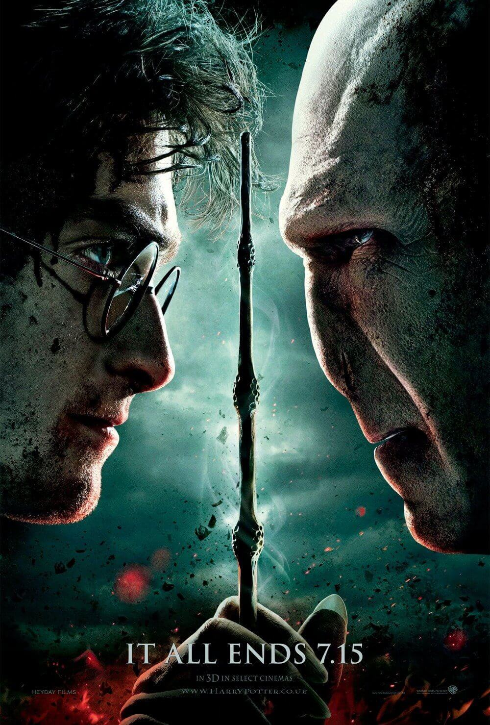 Harry Potter and the Deathly Hallows- Part 2
