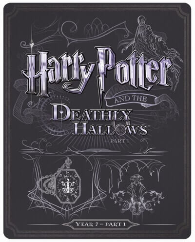 UK HP Blu-ray Steelbooks - 7