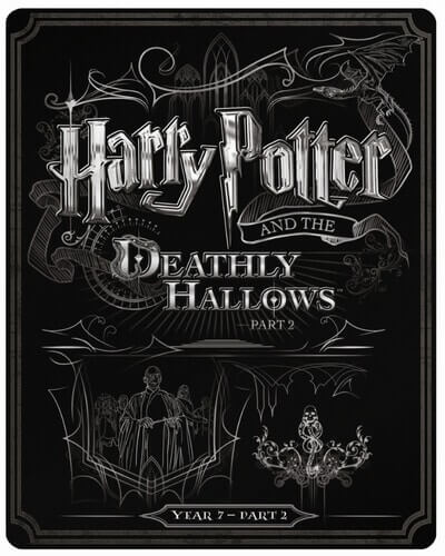 UK HP Blu-ray Steelbooks - 8