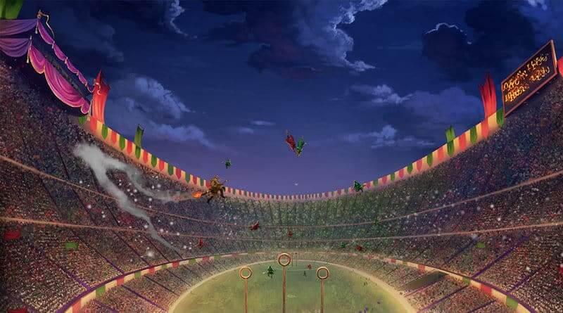 กีฬาควิดดิช-2