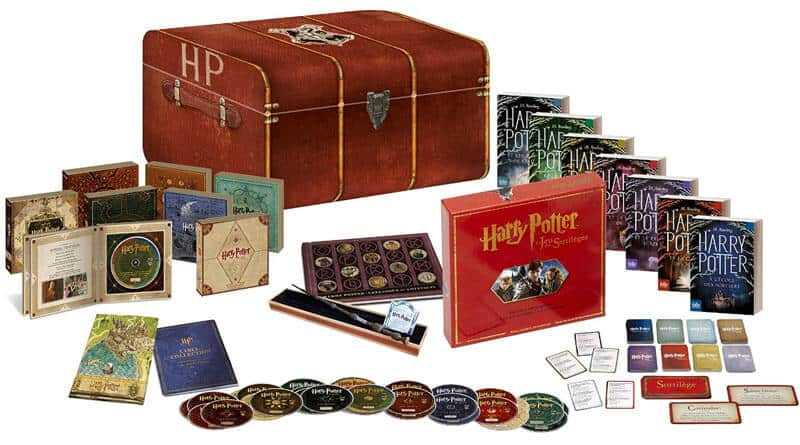 """Harry Potter Prestige Edition"" จาก Amazon ฝรั่งเศษ !!"