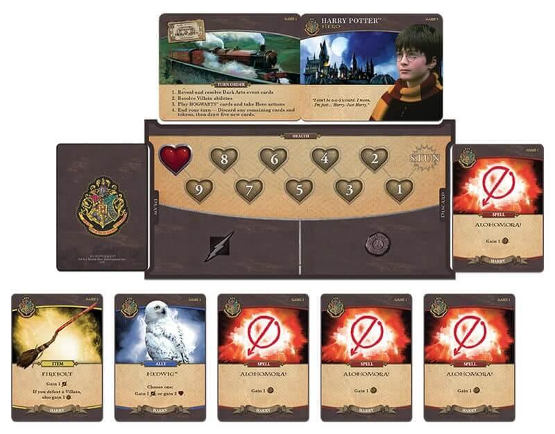 "USAopoly เตรียมวางจำหน่าย ""Harry Potter- Hogwarts Battle"" บอร์ดเกม-3"