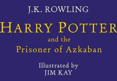 แฮร์รี่ พอตเตอร์ กับ นักโทษแห่งอัซคาบัน illustrated เตรียมวางจำหน่ายตุลาคมนี้ !