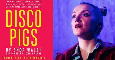 Evanna Lynch จะไปแสดงละครเวที Disco Pigs ที่อเมริกาปีหน้า !