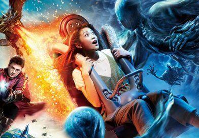 ปรับปรุงเครื่องเล่น Harry Potter and the Forbidden Journey 4K ที่ Universal Studios ประเทศญี่ปุ่น !