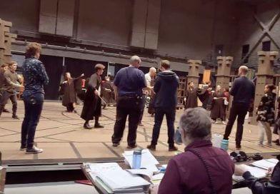 เบื้องหลังงานสร้างละครเวที 'แฮร์รี่ พอตเตอร์ กับ เด็กต้องคำสาป' !