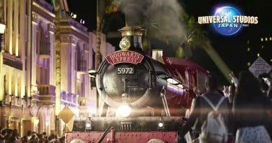 Universal Studios Japan เตรียมขนรถด่วน ฮอกวอตส์ และ การแข่งขันควิดดิช มาอยู่ในขบวนพาเหรด !!