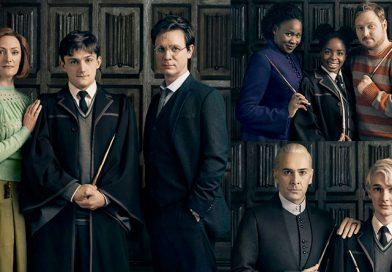 เปลี่ยนตัวนักแสดงละครเวที 'Harry Potter and the Cursed Child' เป็นชุดที่ 3 !
