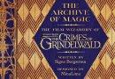 หนังสืองานออกแบบจาก 'อาชญากรรมของกรินเดลวัลด์' โดย MinaLima ขาย 16 พ.ย. นี้!