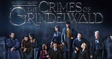 สัตว์มหัศจรรย์: อาชญากรรมของกรินเดลวัลด์ – Fantastic Beasts: The Crimes of Grindelwald