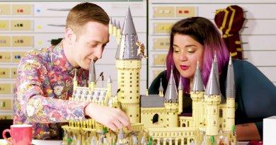 LEGO เผยเบื้องหลังงานออกแบบสินค้าในชุด Hogwarts Castle !