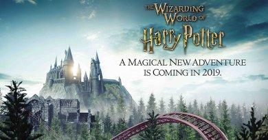 รถไฟเหาะขบวนใหม่..ที่ The Wizarding World of Harry Potter อเมริกา !!