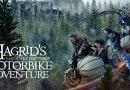"""ทอม เฟลตัน แนะนำรถไฟเหาะใหม่ """"Hagrid's Magical Creatures Motorbike Adventure"""" !!"""