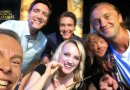 """6 นักแสดงจาก """"แฮร์รี่ พอตเตอร์"""" ร่วมเปิดตัวรถไฟเหาะขบวนใหม่ที่ Universal Orlando Resort !"""