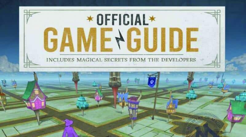 หนังสือสอนเล่นเกม Harry Potter: Wizards Unite: Official Game Guide จะวางจำหน่าย กันยายนนี้ !