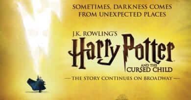 """เล่นใหญ่ไฟกระพริบ """"แฮร์รี่ พอตเตอร์ กับ เด็กต้องคำสาป"""" เปลี่ยนดีไซน์ใหม่ !"""
