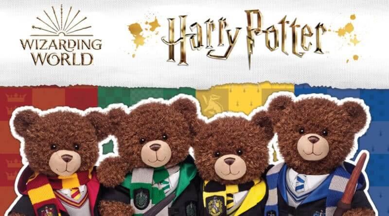 Build-A-Bear ฉบับนักเรียนฮอกวอตส์ กันยายนนี้!
