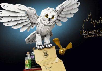 LEGO ฉลอง 20 ปี Harry Potter ด้วยชุด Hogwarts Icons Collection Edition !